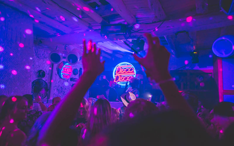 about disco disco