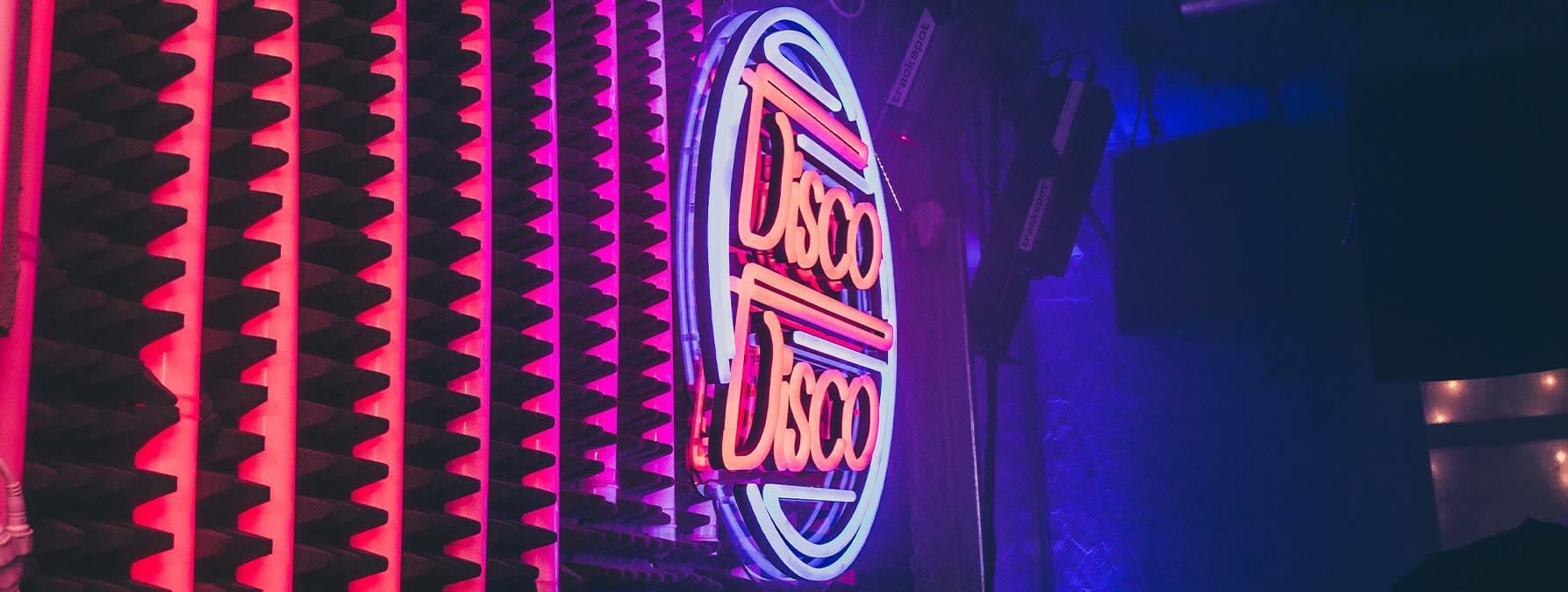 Contact Disco Disco